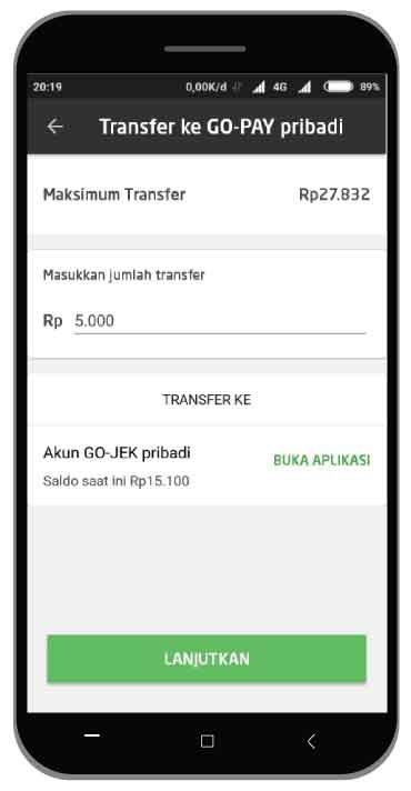 News Update Aplikasi Go-Jek Driver 4.3.0