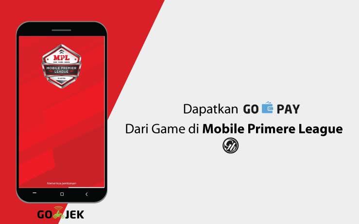 Dapatkan Go-Pay Dari Bermain Game di Mobile Primere League