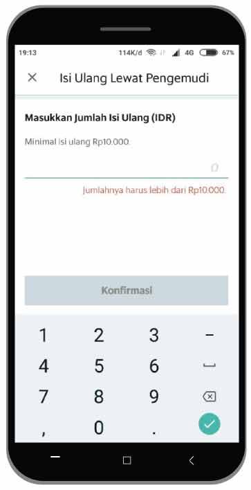 Cara Mudah Aktivasi OVO dan Top Up OVO Pada Aplikasi Grab