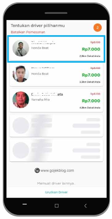 Mengenal Aplikasi Transportasi Online Anterin