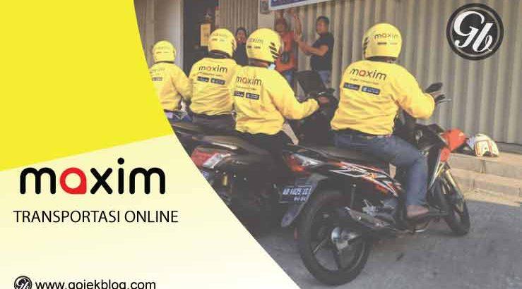 Maxim, Transportasi Ojek Online Baru Asal Rusia di Indonesia